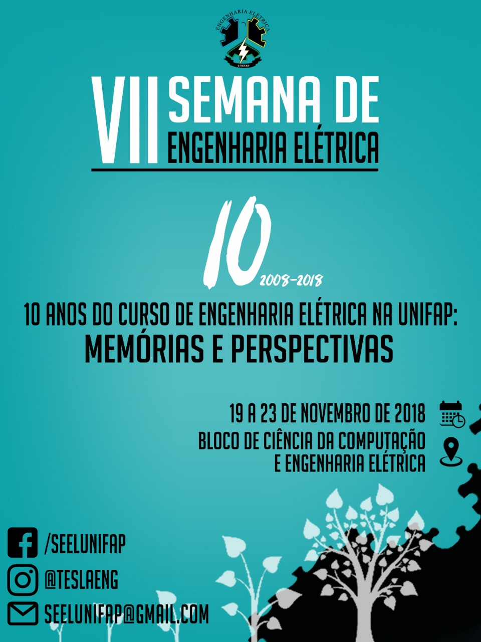 VII Semana de Engenharia Elétrica